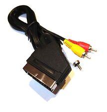 Scart AV Cable Lead for NES Nintendo Entertainment System 1.8 Metres UK Seller