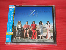 FIFTH HARMONY 7/27 (Total 14 Tracks including Two New Songs) JAPAN DELUXE CD