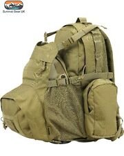 VULCAN 30L RUCKSACK BACK PACK HELMET CARRIER COYOTE - FREE DELIVERY