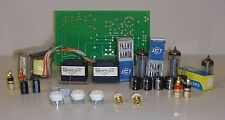 Beginners DIY Project Class A SE HiFi Stereo Tube Amp 6V6/6P1Pev/6CC42, PCB-Kit.