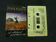 PINK FLOYD A COLLECTION OF GREAT DANCE SONGS RARE UK CASSETTE TAPE!