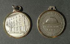 LOTTO 2 MEDAGLIA ASSOCIAZIONE NAZIONALE COMBATTENTI REDUCI CUNEO 1984 SAVIGLIANO