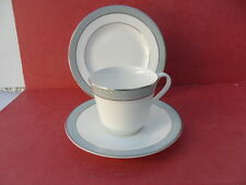 Royal Doulton, Etude, Tea Trio (Teacup, Saucer & Teaplate) REDUCED!