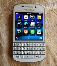 BlackBerry Q10 - 16GB - White (Unlocked)+ MINT + ON SALE !!!