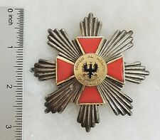 Colombia Order of Merit Star De Bogata