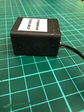 PORTA BATTERIA PP3 9v con lampeggiante integrato ideale per falso allarme o di LEGO
