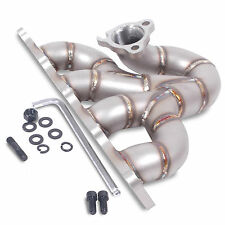DIRENZA AUDI S3 TT 1.8T 225 4-2-1 TRACK SERIES STAINLESS STEEL EXHAUST MANIFOLD