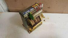 Trafobau Schuster 0.500 kVA Transformer, TEK-4191, 380 V to 110/220 V, Used