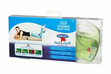 Heat In A Click Instant Reusable Feet Warmers Heat Pad Pack Foot Therapy