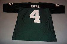 Green Bay Packers Favre #4 NFL Players Jersey Shirt Mens Womens Medium