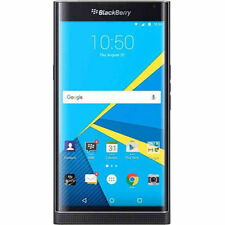 BLACKBERRY PRIV STV100-2 BLACK 32GB (UNLOCKED) BRAND NEW & SEALED 4G LTE