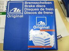 ATE Bremsscheiben und Bremsbeläge Audi 80 B4 und Audi Cabrio Vorne