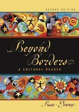 Beyond Borders: A Cultural Reader, Randall Bass, Joy Young, Good Book