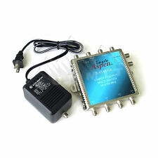 Eagle Aspen 5x4 Satellite Multiswitch S-4140-GX 54-2150 Mhz