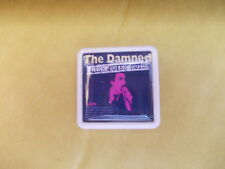 THE DAMNED NOISE NOISE NOISE  ALBUM COVER    BADGE PIN