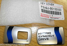 Genuine Toyota Yaris Hybrid Remote Key Cover Only PZ49J-B0130-00 HSD Logo New