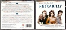 CD 845 AS GOOD AS IT GETS  ROCKABILLY  CONFEZIONE CON 2 CD