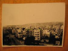 1943 altes Foto Saloniki Griechenland