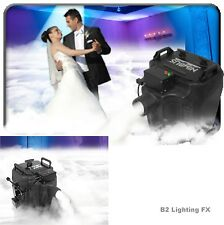 Chauvet NIMBUS dry ice ground fogger for dj weddings fog and smoke SEE VIDEO!
