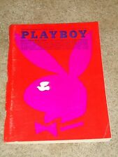 "Playboy Magazine December 1971 ""Cover: Gala Christmas Issue"" ES"