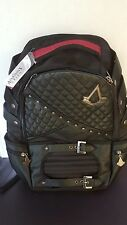 Assassins Creed Backpack Laptop Bag Cosplay School Cool!