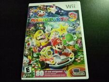 Replacement Case (NO GAME) MARIO PARTY 9 NINTENDO WII