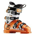 2012 ROSSIGNOL RADICAL PRO70 SOLAR JUNIOR SKI RACING BOOTS SIZE 6.5 RB19070