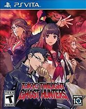 TOKYO TWILIGHT GHOST HUNTERS VITA ACTION NEW VIDEO GAME