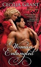 A Woman Entangled by Cecilia Grant (2013, Paperback) Historical Romance book