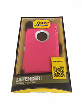 OtterBox 77-50208 Defender Series Case for iPhone 6 Retail Packaging - Pink
