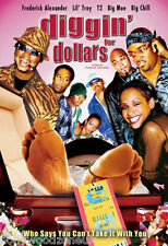 DIGGIN' FOR DOLLARS - ( T2, LIL TROY, BIG MOE ) DVD ( 2007) - FREE UK POST