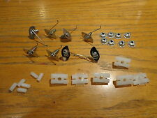 70 - 71 Plymouth Barracuda Grand Coupe Trunk Molding Trim Clip Set