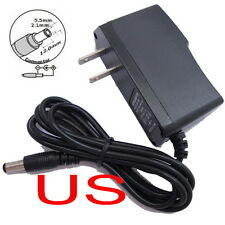 AC Converter Adapter DC 15V 1A 1000mA Power Supply Charger US DC 5.5mm x 2.1mm