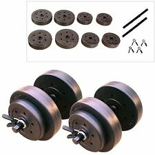 Golds Gym Vinyl Dumbbell Set 40 LB - Brand New!