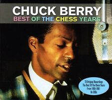 CHUCK BERRY BEST OF THE CHESS YEARS - 75 ORIGINAL RECORDINGS (NEW SEALED 3CD)