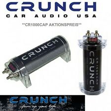 Crunch Power cap cr1000 condensador cr1000cap powercap 1 Farad