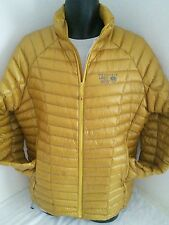 "Mountain Hardwear mens ""Ghost Whisperer""down jacket,x cond.L,42+,ski/mountain"
