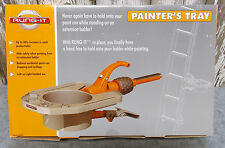 RUNG-IT LADDER PAINTERS TRAY BY DEVCORP COMPLETE KIT NEW