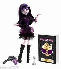 Monster High Hauntlywood Frights Camera Action Elissabat Daughter of Vampire New