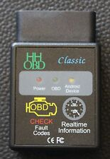 HHOBD Torque Android Bluetooth OBD2 Check Engine Auto Code Reader Adapter OBDII