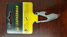 Leatherman 4 Tools in One Multi-Purpose Pocket Tool, Brand New!