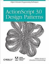 ActionScript 3.0 Design Patterns: Object Oriented Programming Techniques (Adobe