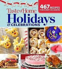 Taste of Home Holidays and Celebrations  (2015, SC)