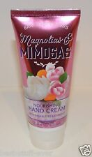 BATH & BODY WORKS MAGNOLIAS MIMOSAS FLOWER NOURISHING HAND CREAM LOTION SHEA 2OZ