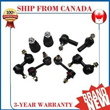 Complete Sway Bar Link Kits with Front Lower Ball Joint & Outer Tie Rod End Set