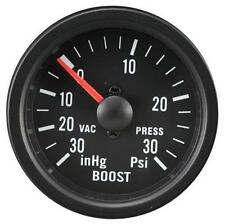 52mm Black Waterproof 30 PSi Boost gauge ideal Kit Car or Marine