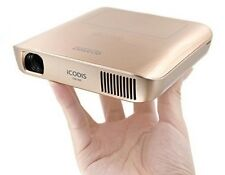 ICODIS CB-300 Pico Projector 1080p HD Video With DLP 1800 Lumen, Mini Hour Led