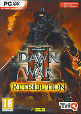 Warhammer 40.000 Dawn of War Retribution (PC DVD-Rom)