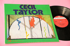 CECIL TAYLOR LP TAYLOR UNIT ORIG USA 1978 EX GATEFOLD TOP JAZZ !!!!!!!!!!!!!!!!!