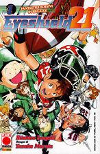 manga EYESHIELD 21 Nr. 1 con Adesvi NUOVO Panini Planet